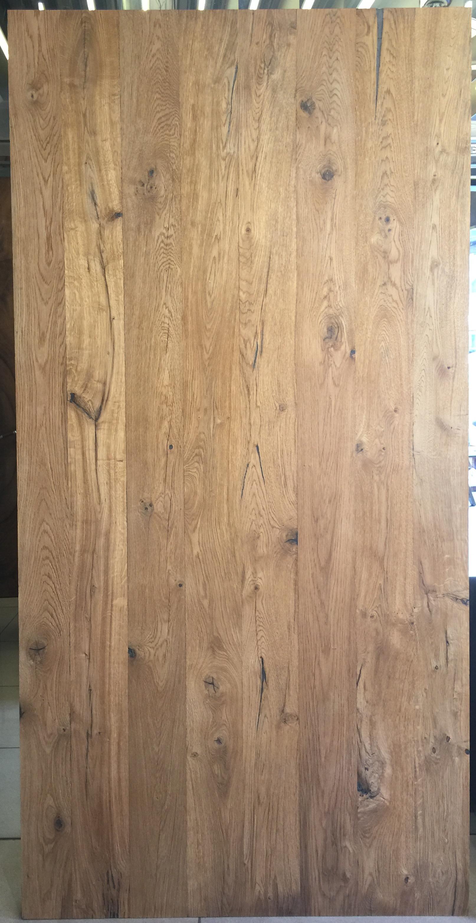 Thick Open Grain Emory Oak