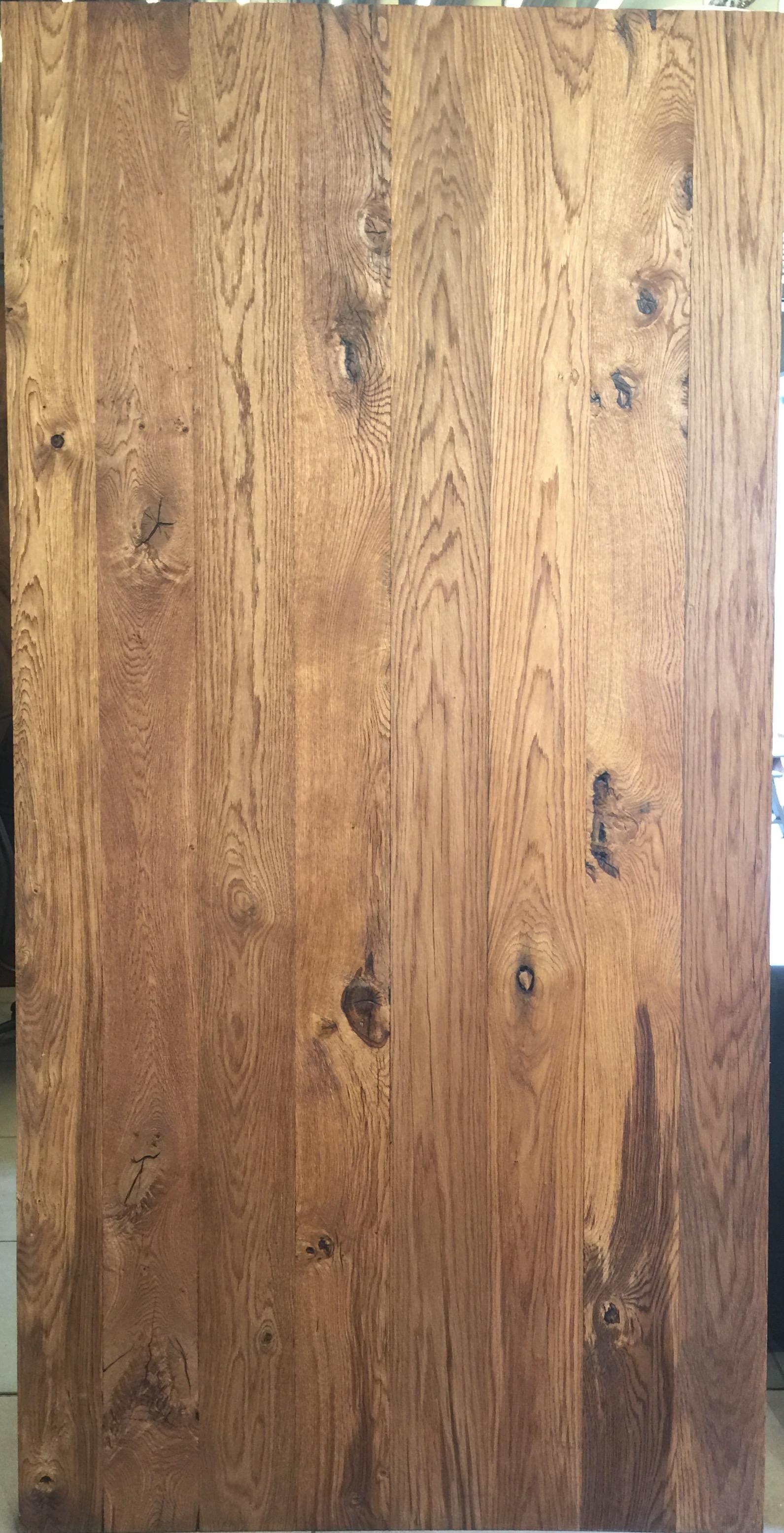 Thick Open Grain European Boughed Oak